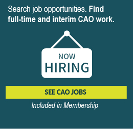 See CAO Jobs promo image