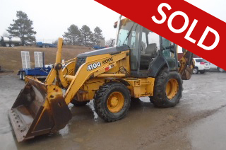 Heavy Equipment Sold