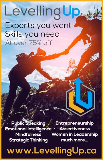Ad: Levelling Up - Experts you want, Skills you need, At over 75% off