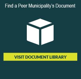 Find Peer Municipal Documents promo image