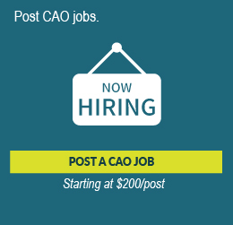 Post a CAO Job promo image