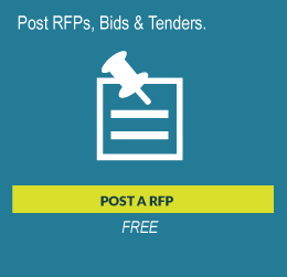 Post a RFP promo image