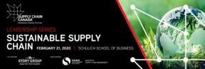 Supply Chain Canada Event logo