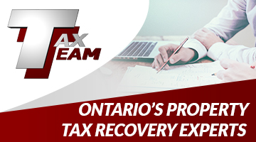 The Tax Team – Ontario's Property Tax Recovery Specialists