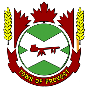 Town of Provost, Town of